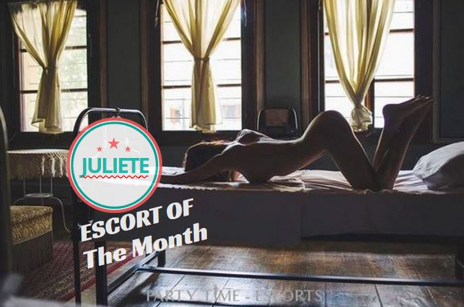 Escort of the Month Juliete